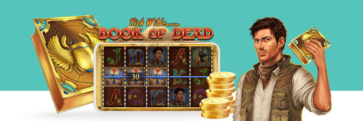 Book of the Dead Slot _Rich Wilde