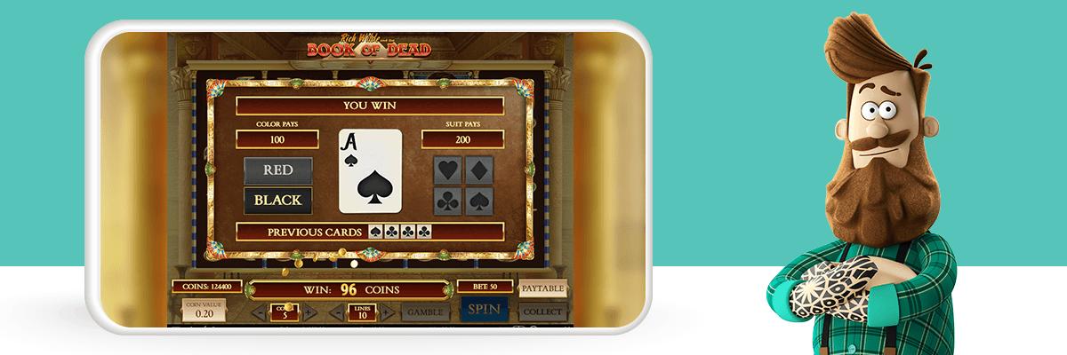Book of Dead Slot dashboard_ Jackie Jackpot