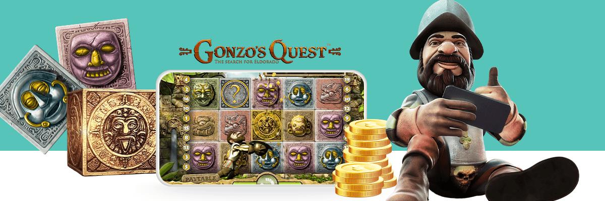 Gonzo's Quest bonus games