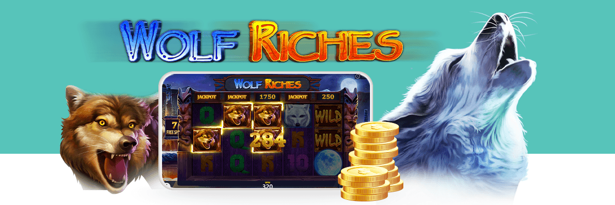 Wolf Riches Slot