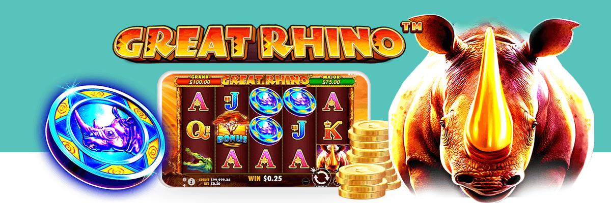 Great Rhino Slot