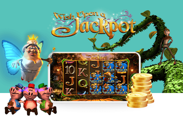 Wish Upon a Jackpot Slot bonus